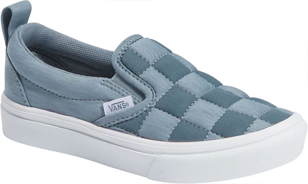 Children's Vans ComfyCush Slip On Autism Awareness Sneaker, Sensory/Squishy Check, large, image 1