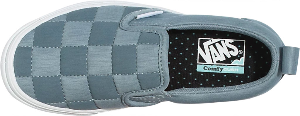 Children's Vans ComfyCush Slip On Autism Awareness Sneaker, Sensory/Squishy Check, large, image 3