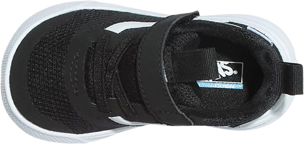 Infant Vans UltraRange Rapidweld Sneaker (Toddler), Black/True White, large, image 3