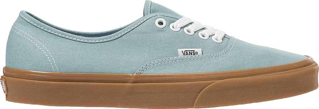 Vans Authentic Gum Sole Canvas Sneaker, Blue Surf/Marshmallow, large, image 2
