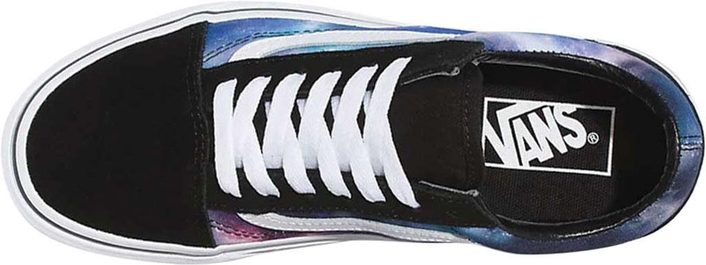 Vans Old Skool Seasonal Canvas Sneaker, (Galaxy) Black/True White, large, image 3