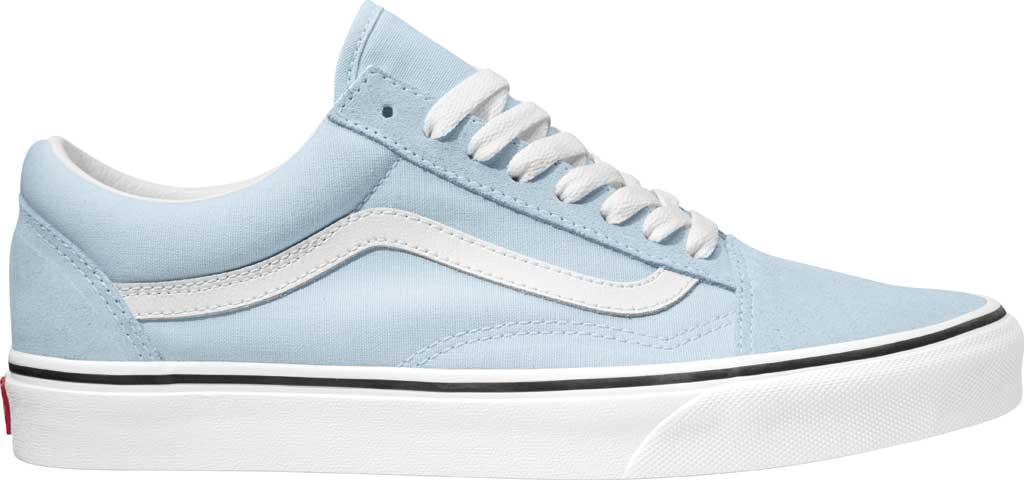 Vans Old Skool Seasonal Canvas Sneaker, Ballad Blue/True White, large, image 2