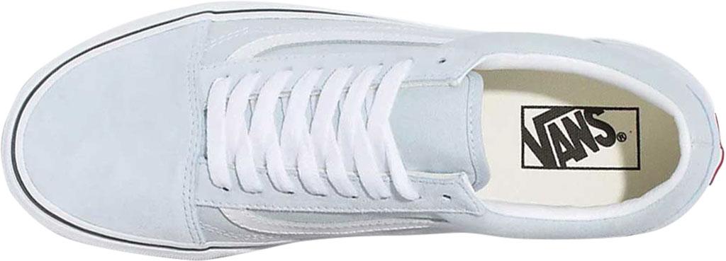 Vans Old Skool Seasonal Canvas Sneaker, Ballad Blue/True White, large, image 3