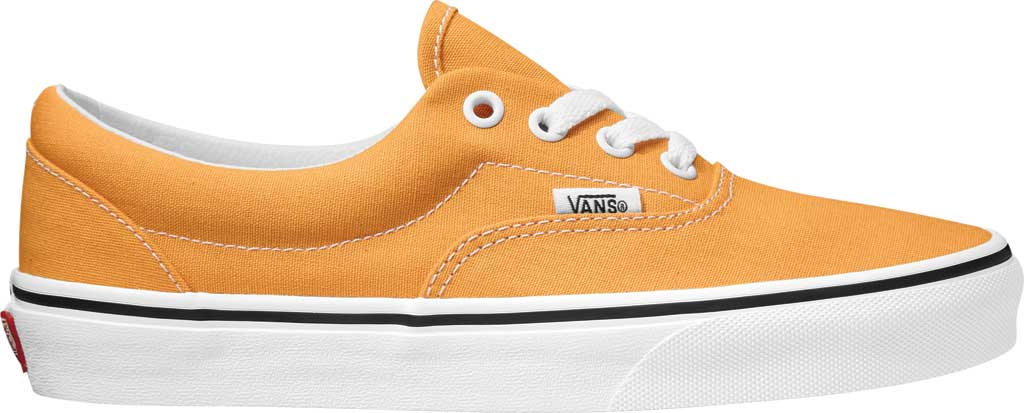 Vans Era Seasonal Canvas Sneaker, Golden Nugget/True White, large, image 2