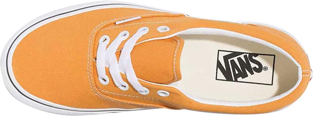 Vans Era Seasonal Canvas Sneaker, Golden Nugget/True White, large, image 3