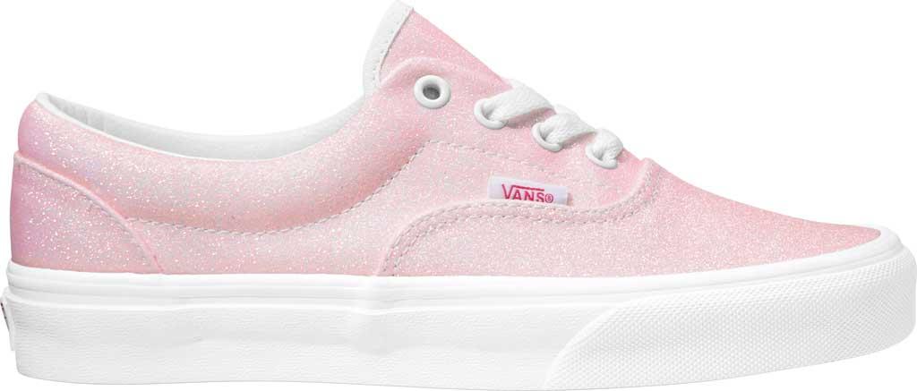Vans UA Era Sneaker UV Glitter, (UV Glitter) Pink/True White, large, image 1