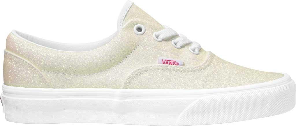 Vans UA Era Sneaker UV Glitter, (UV Glitter) Pink/True White, large, image 2