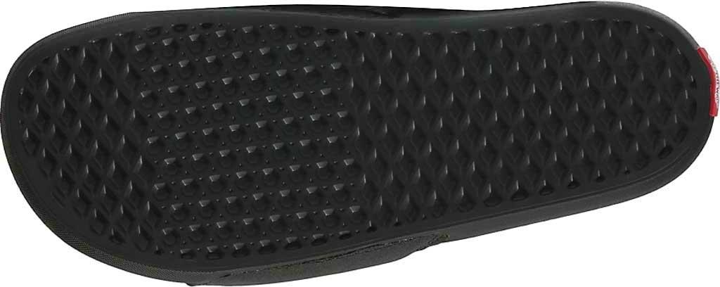 Men's Vans La Costa Slide-On, (Vans) Black, large, image 4