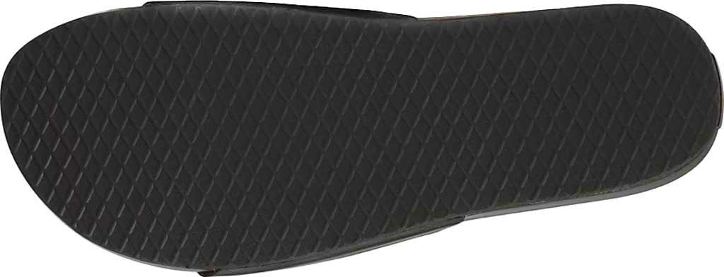 Women's Vans Decon Slide, (Leather) Black, large, image 4