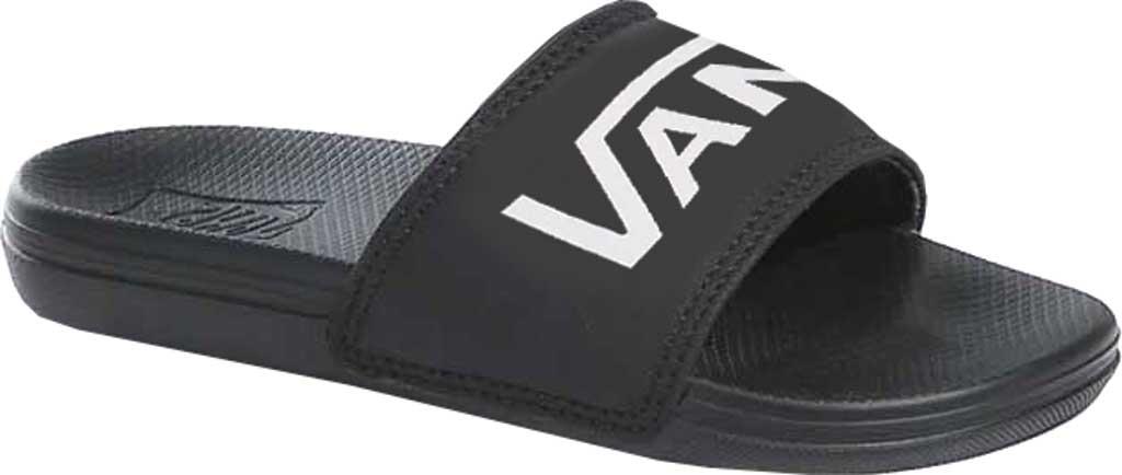 Children's Vans UY La Costa Slide-On, (Vans) Black, large, image 1