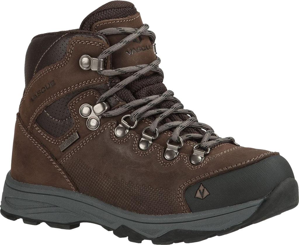 Children's Vasque St. Elias UltraDry Hiking Boot, Chocolate Brown, large, image 1