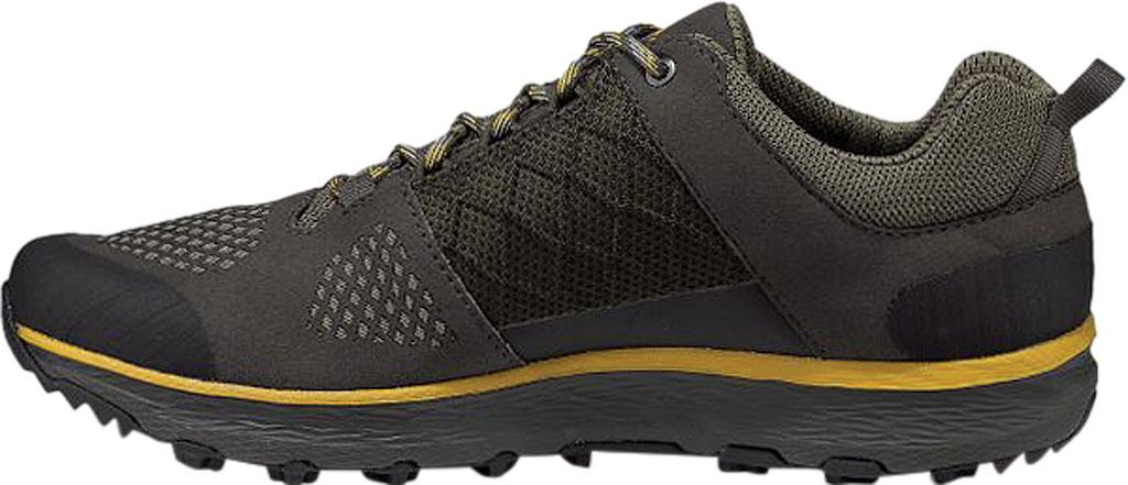 Men's Vasque Breeze LT Low GORE-TEX Sneaker, Beluga/Olive Microfiber/Mesh, large, image 3