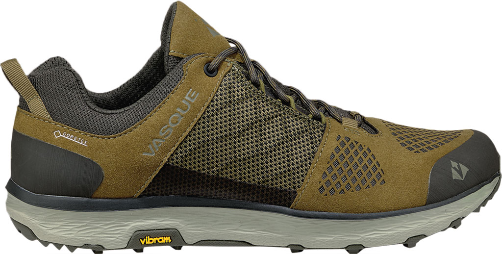 Men's Vasque Breeze LT Low GORE-TEX Sneaker, Lizard/Beluga, large, image 2