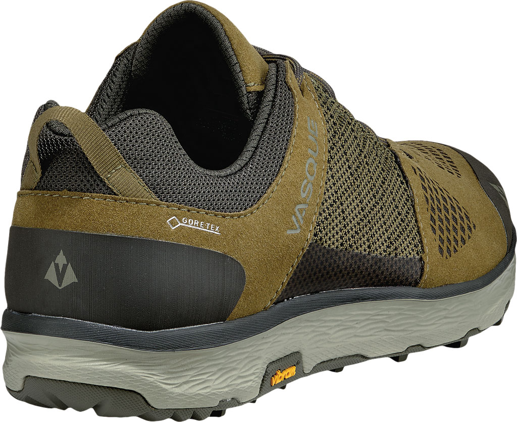 Men's Vasque Breeze LT Low GORE-TEX Sneaker, Lizard/Beluga, large, image 4