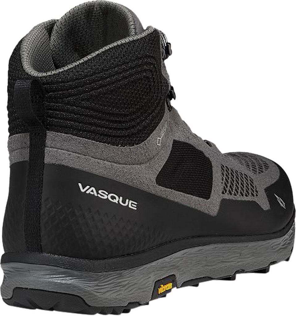 Men's Vasque Breeze LT GORE-TEX Hiking Boot, Gargoyle/Jet Black Microfiber/Mesh, large, image 4