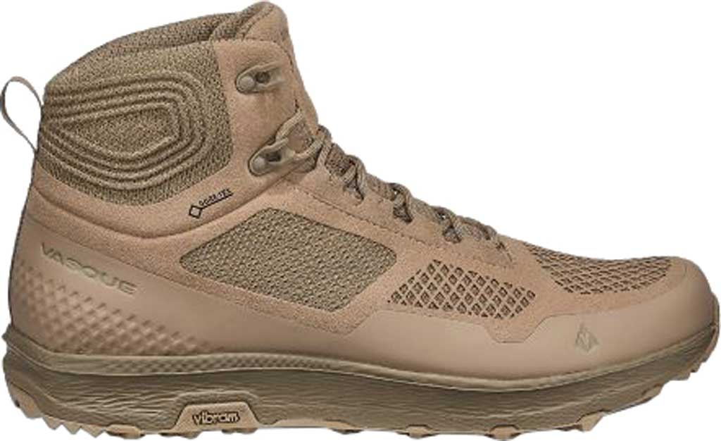 Men's Vasque Breeze LT GORE-TEX Hiking Boot, Dune Microfiber/Abrasion Resistant Mesh, large, image 2