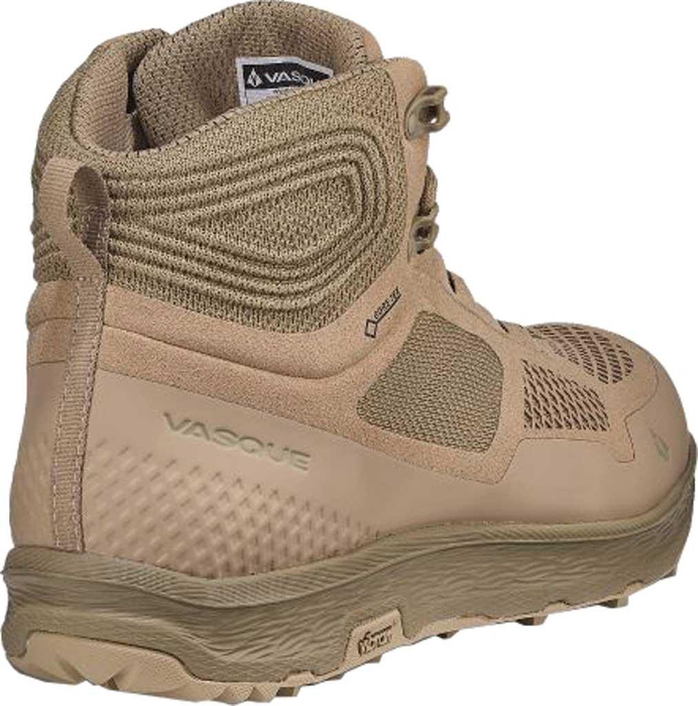 Men's Vasque Breeze LT GORE-TEX Hiking Boot, Dune Microfiber/Abrasion Resistant Mesh, large, image 4