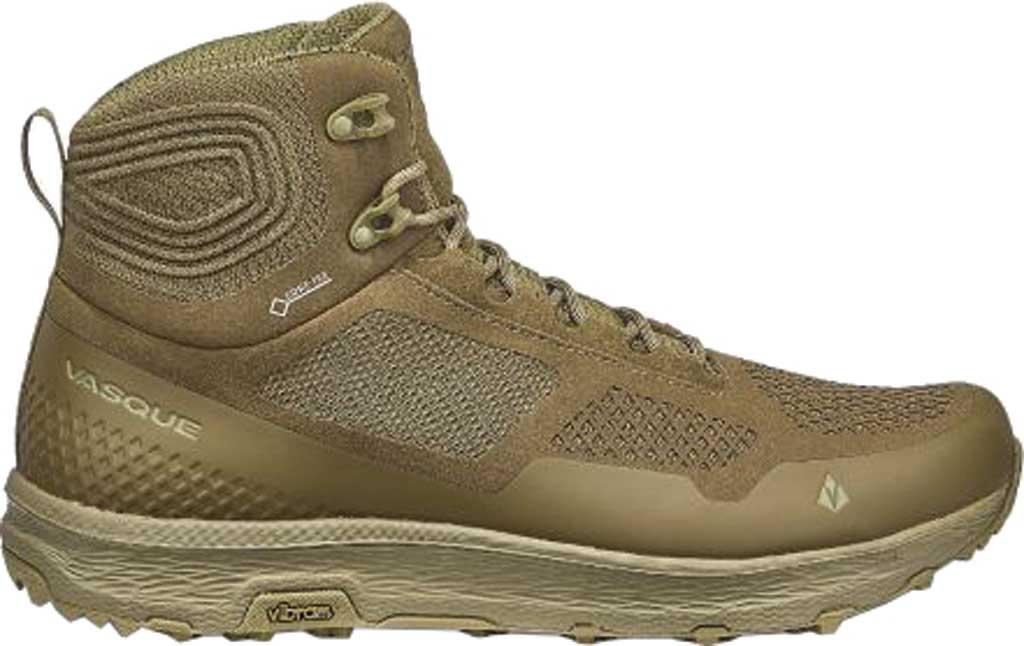 Men's Vasque Breeze LT GORE-TEX Hiking Boot, Ranger Microfiber/Abrasion Resistant Mesh, large, image 2