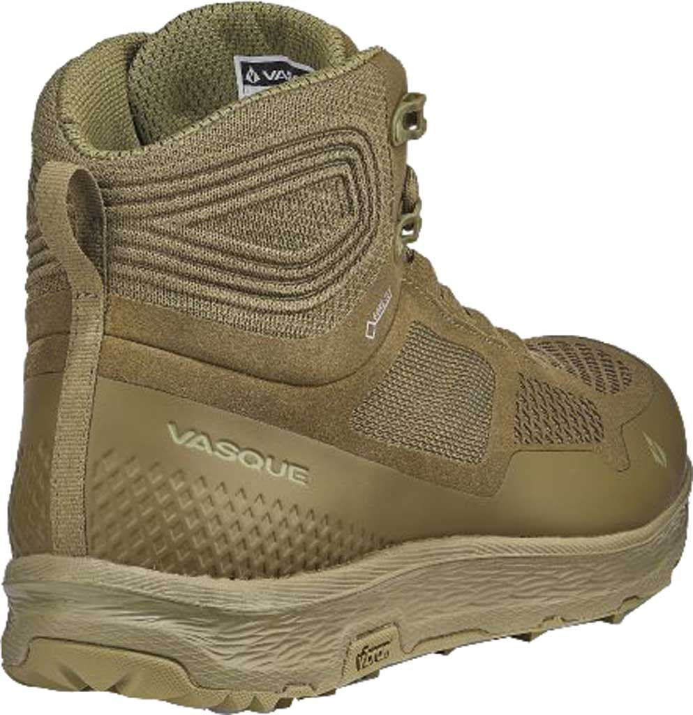 Men's Vasque Breeze LT GORE-TEX Hiking Boot, Ranger Microfiber/Abrasion Resistant Mesh, large, image 4