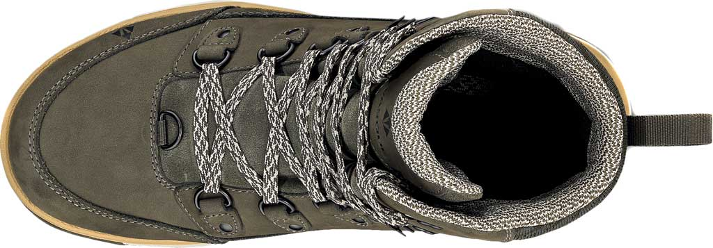 Women's Vasque Laplander UltraDry Boot, Dusty Olive/Bone White Waterproof Nubuck/Knit, large, image 5