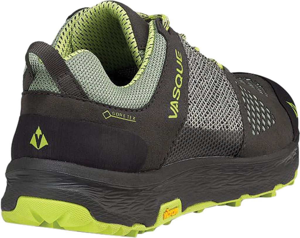 Women's Vasque Breeze LT Low GORE-TEX Sneaker, Beluga/Basil Microfiber/Mesh, large, image 4