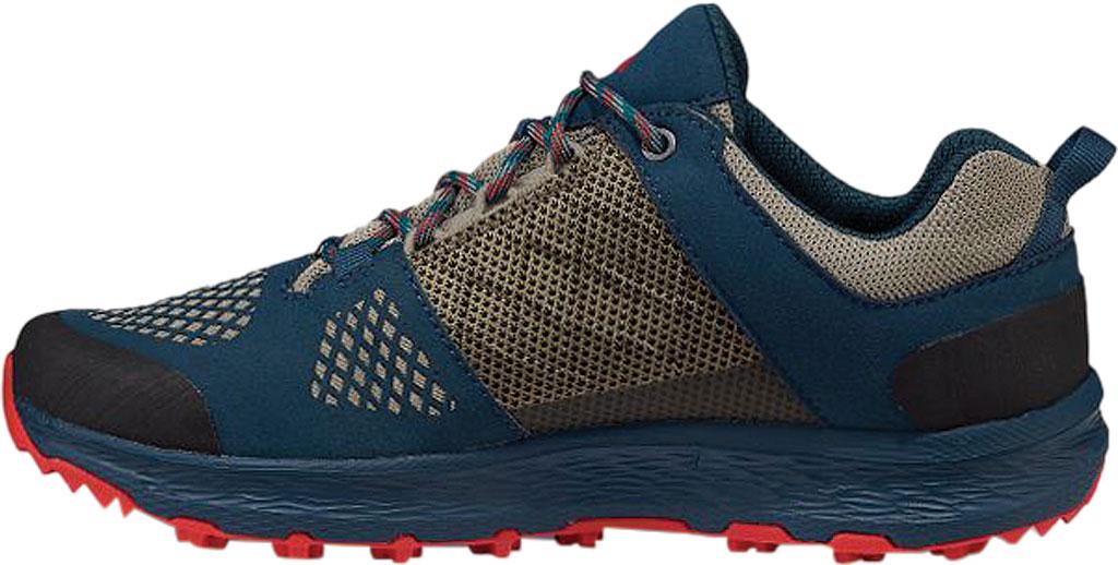 Women's Vasque Breeze LT Low GORE-TEX Sneaker, Blue/Red Microfiber/Mesh, large, image 3
