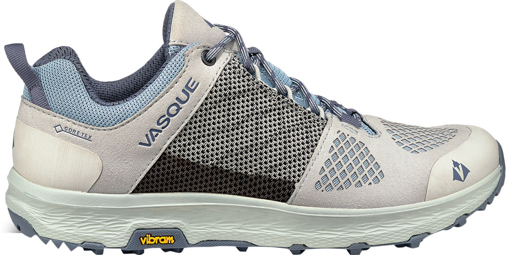 Women's Vasque Breeze LT Low GORE-TEX Sneaker, Lunar Rock/Celestial Blue, large, image 2