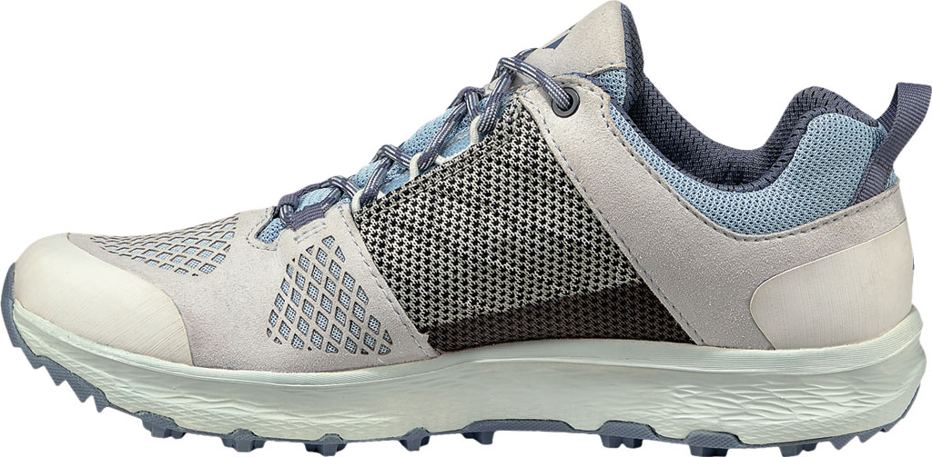 Women's Vasque Breeze LT Low GORE-TEX Sneaker, Lunar Rock/Celestial Blue, large, image 3