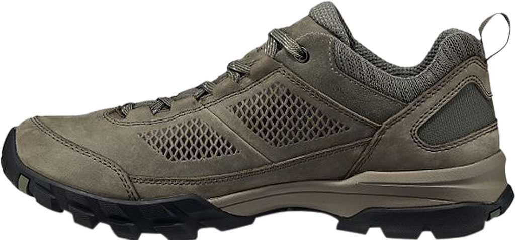 Men's Vasque Talus AT Low Hiking Shoe, Dusty Olive/Chive Waterproof Nubuck/Mesh, large, image 3