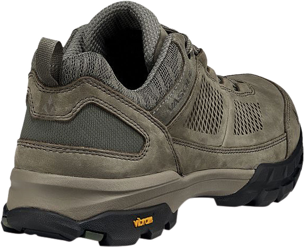 Men's Vasque Talus AT Low Hiking Shoe, Dusty Olive/Chive Waterproof Nubuck/Mesh, large, image 4