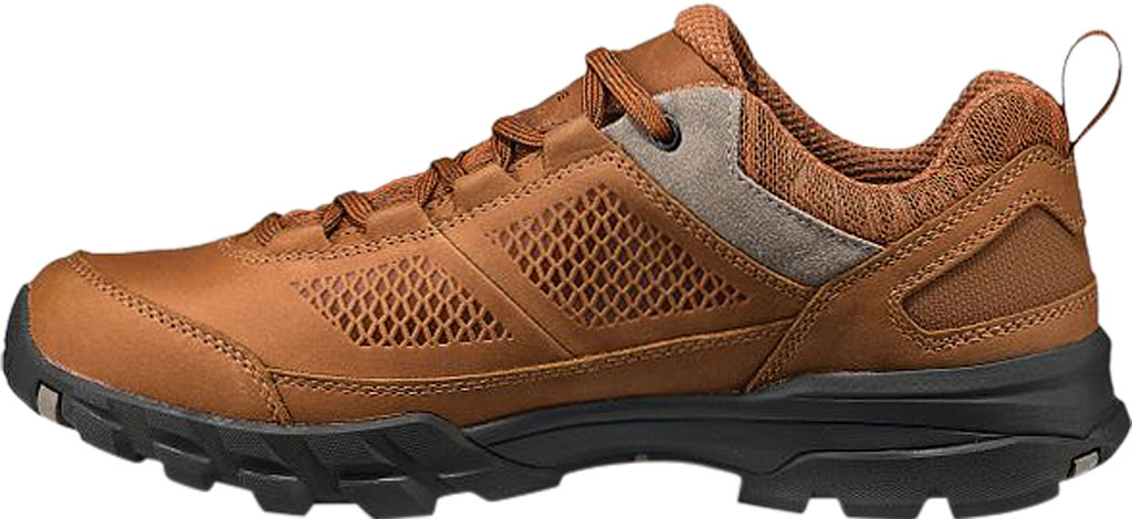 Men's Vasque Talus AT Low UltraDry Hiking Shoe, Glazed Ginger/Brindle Waterproof Nubuck/Mesh, large, image 3