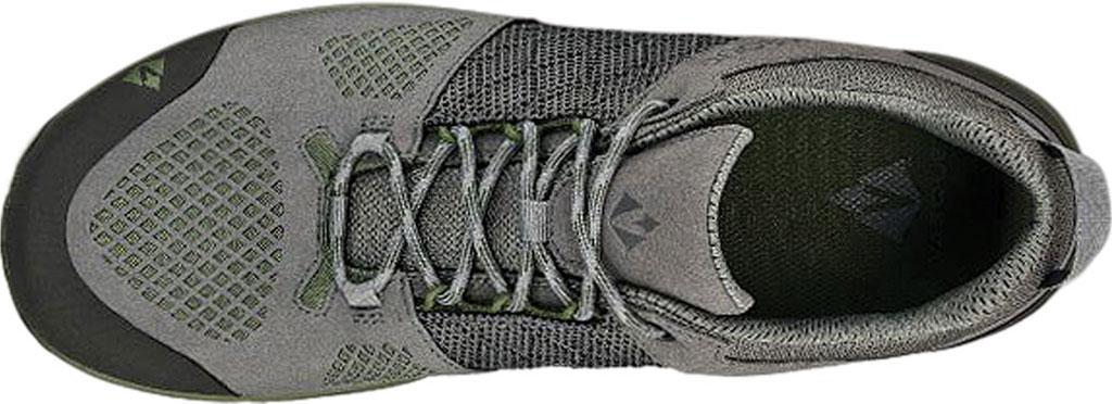 Men's Vasque Breeze LT Low Sneaker, Gargoyle/Chive Microfiber/Mesh, large, image 5