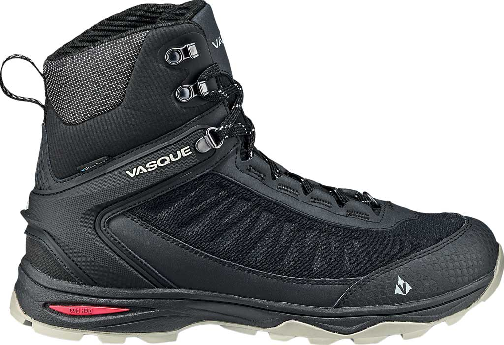 Men's Vasque Coldspark UltraDry Hiker Boot, Anthracite/Grey Waterproof Leather, large, image 2