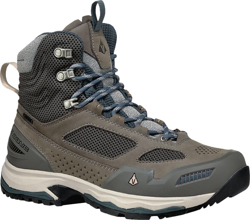 Women's Vasque Breeze AT GTX Waterproof Hiking Boot, Gargoyle/Dark Slate, large, image 1