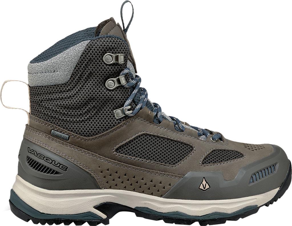 Women's Vasque Breeze AT GTX Waterproof Hiking Boot, Gargoyle/Dark Slate, large, image 2