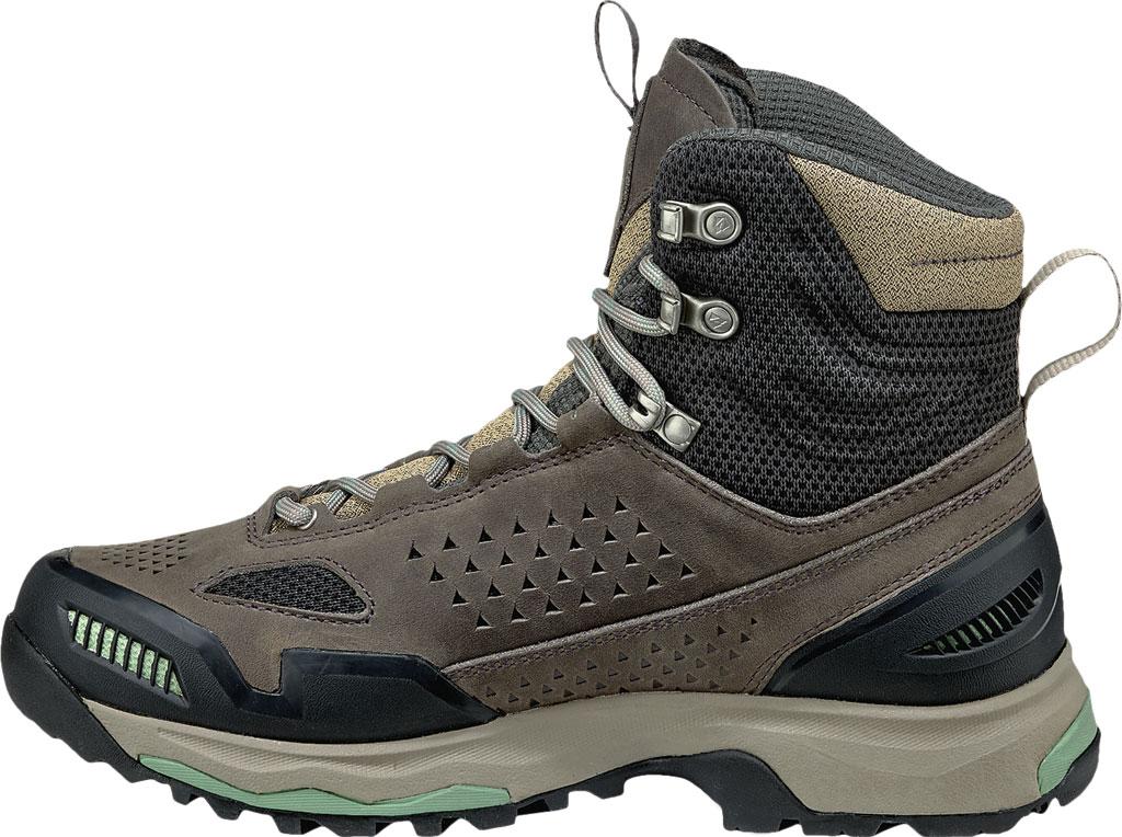 Women's Vasque Breeze AT GTX Waterproof Hiking Boot, Magnet/Basil, large, image 3