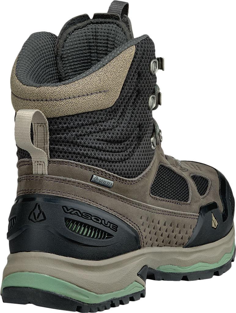 Women's Vasque Breeze AT GTX Waterproof Hiking Boot, Magnet/Basil, large, image 4