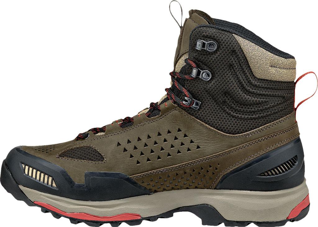 Men's Vasque Breeze AT GTX Waterproof Hiking Boot, Brown Olive/Bossa Nova, large, image 3