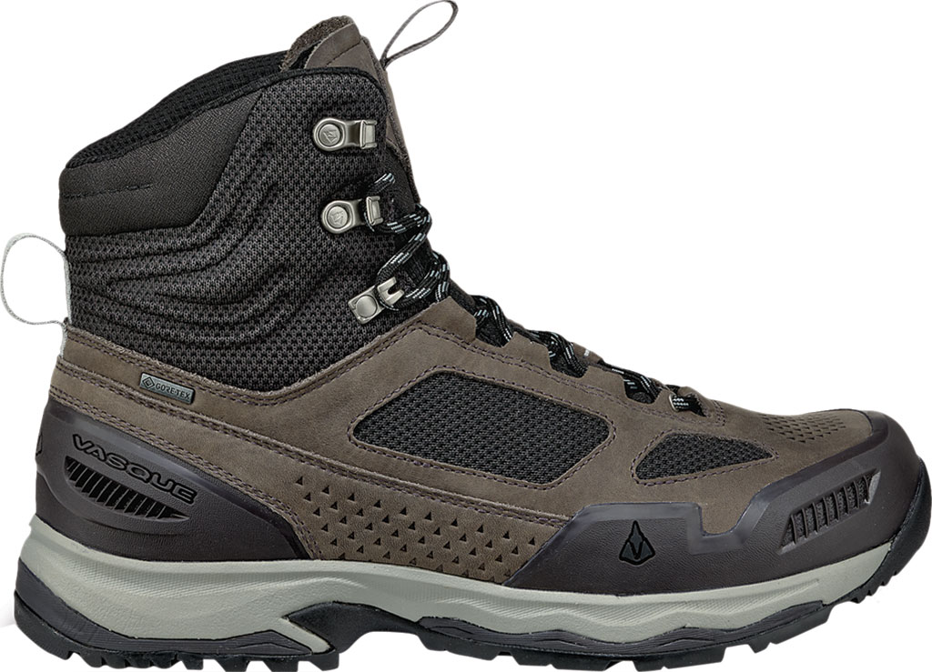 Men's Vasque Breeze AT GTX Waterproof Hiking Boot, Magnet/Drizzle, large, image 2