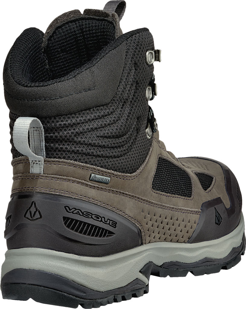 Men's Vasque Breeze AT GTX Waterproof Hiking Boot, Magnet/Drizzle, large, image 4