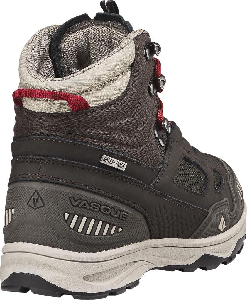 Children's Vasque Breeze AT UltraDry Hiking Boot, Brown Olive/Bossa Nova, large, image 4