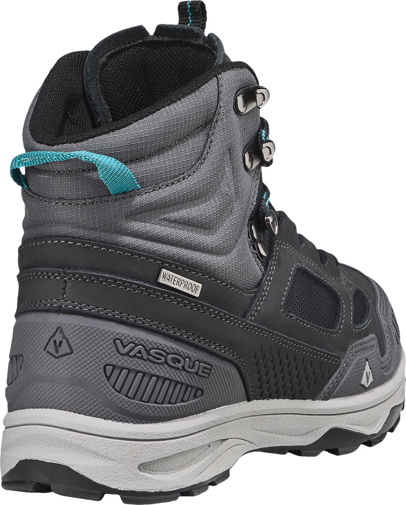 Children's Vasque Breeze AT UltraDry Hiking Boot, Magnet/Baltic, large, image 4