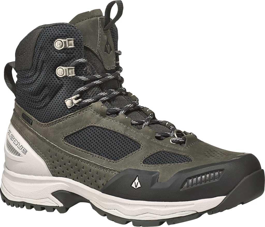 Women's Vasque Breeze WT GORE-TEX Hiking Boot, Dark Shadow Waterproof Nubuck/Air Mesh, large, image 1