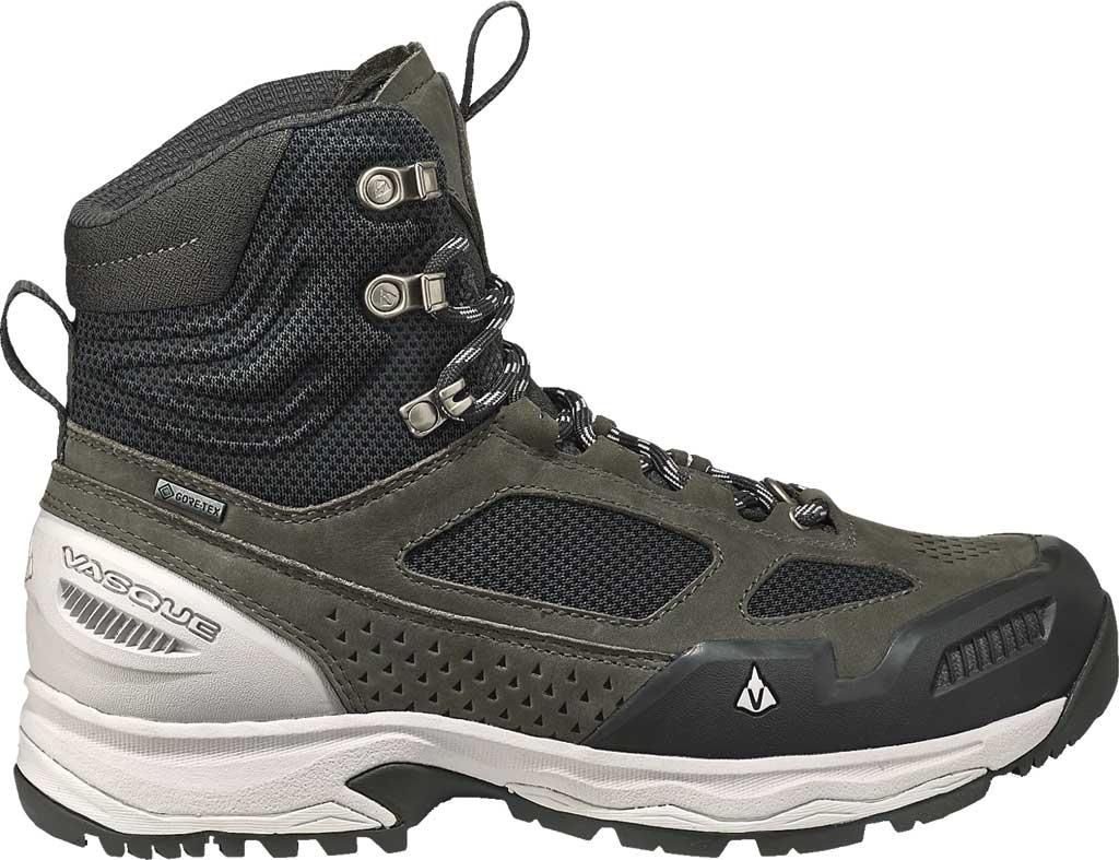 Women's Vasque Breeze WT GORE-TEX Hiking Boot, Dark Shadow Waterproof Nubuck/Air Mesh, large, image 2