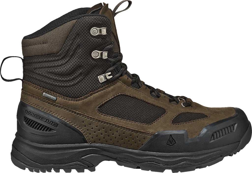 Men's Vasque Breeze WT GORE-TEX Hiking Boot, Brown Olive Waterproof Nubuck/Air Mesh, large, image 2