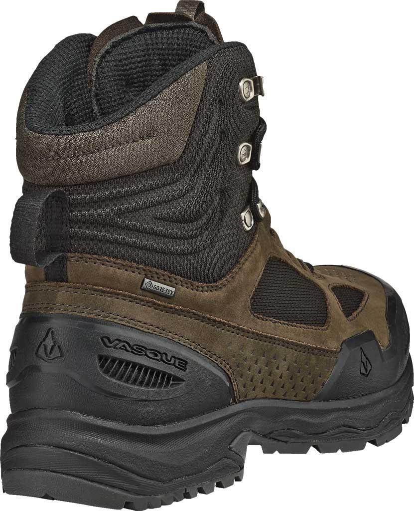 Men's Vasque Breeze WT GORE-TEX Hiking Boot, Brown Olive Waterproof Nubuck/Air Mesh, large, image 4