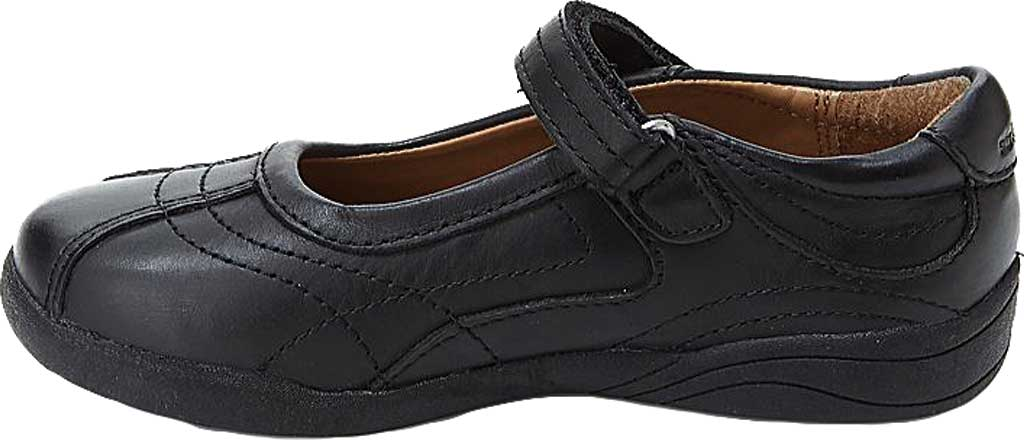 Infant Girls' Stride Rite Claire, Black Leather, large, image 3
