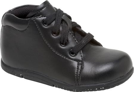 Infant Boys' Stride Rite SRT Elliot, Black Leather, large, image 1