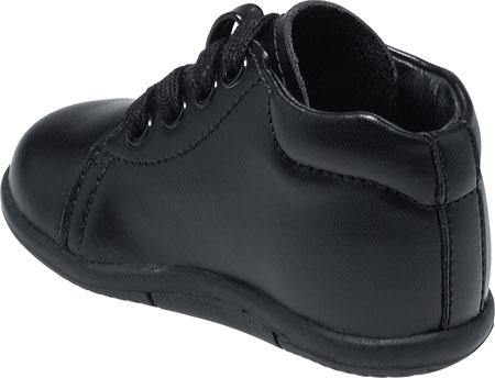 Infant Boys' Stride Rite SRT Elliot, Black Leather, large, image 2