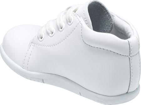 Infant Boys' Stride Rite SRT Elliot, White Leather, large, image 2